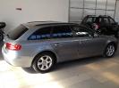 Audi A4 Avant Grigia