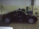 Audi TT nera