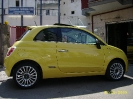 Fiat 500 Gialla - Panther 35