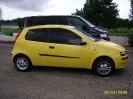 Fiat Punto 3 porte Gialla