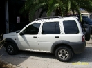 Land Rover Freelander - Panther 5 post. - Panther 20 ant