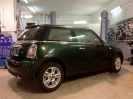 Mini Cooper Verde - Chrome Reflex