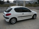 Peugeot 206 Bianca
