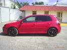 Volkswagen Golf V Rossa